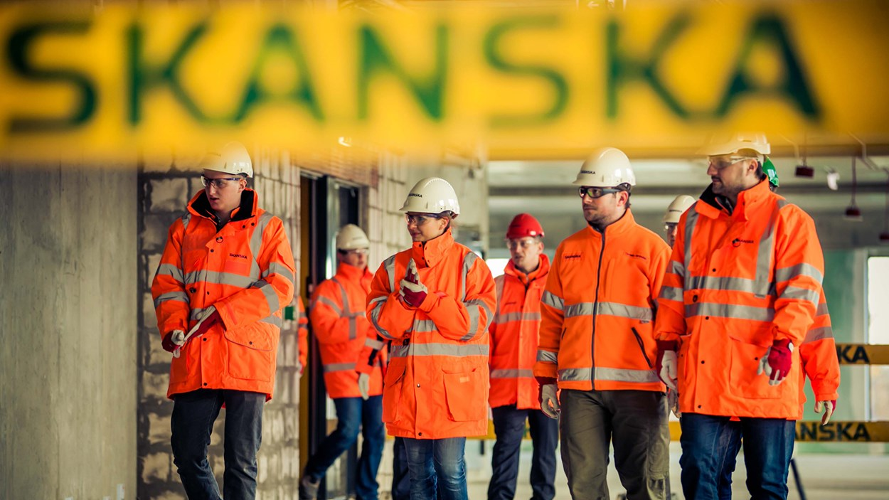 working-at-skanska