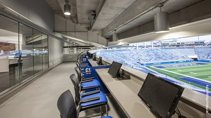University of Kentucky Commonwealth Stadium Expansion Renovation