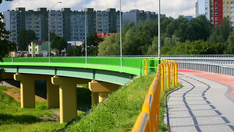 road infrastructure for new investments in the area of Elblag