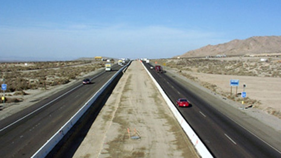 "I-15 Widening Project ""Victorville to Barstow"""