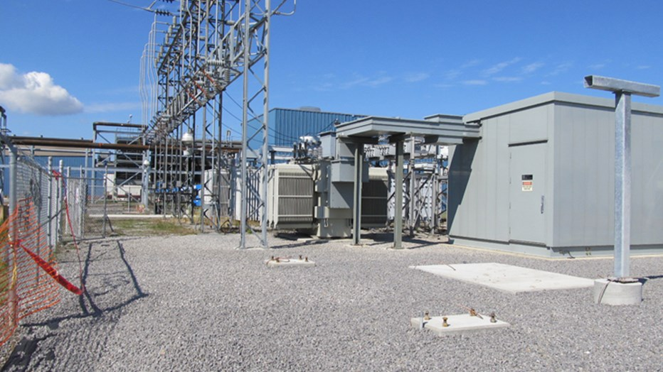 International Specialty Products - Power System Upgrade