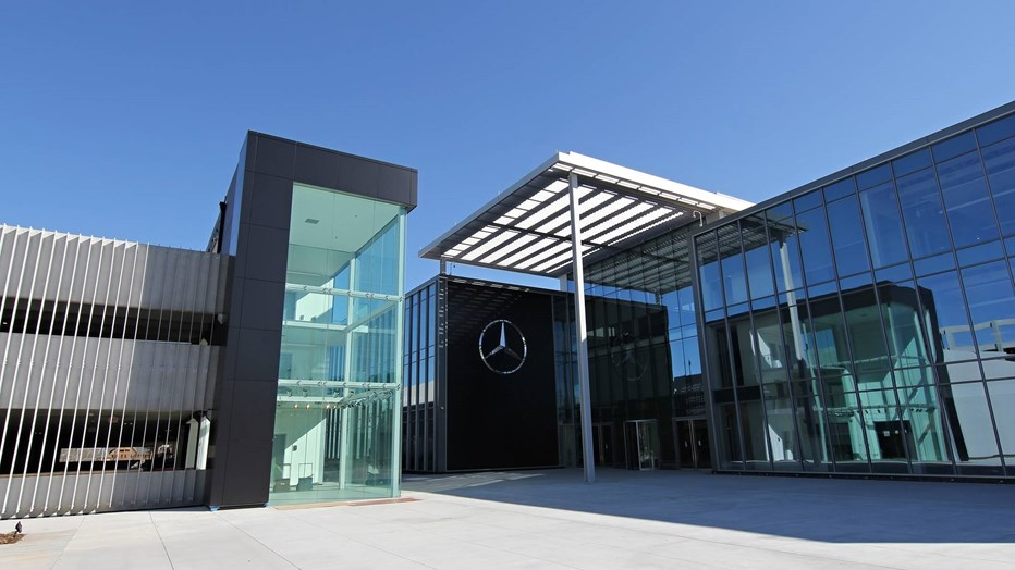 Mercedes-Benz USA's brand is about excellence and it is critical that their new headquarters in Atlanta live up to this standard. Beyond our stringent quality control measures, we've deployed our interior specialists to focus on every detail of the design execution to realize this goal.