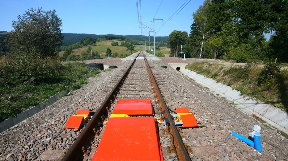 Modernization of CE-59 railway line