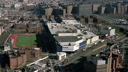 Queens Center Mall Redevelopment Project